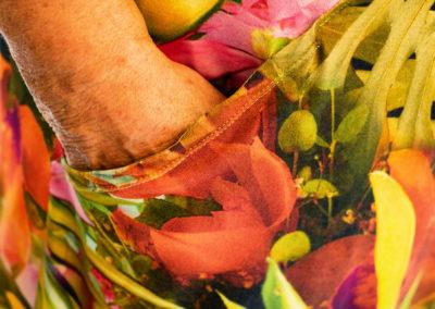 Detail Tascheneingriff